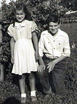 Childhood living in Mississippi, Alabama, and Arkansas.